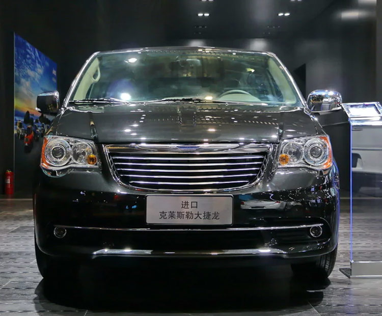 克莱斯勒大捷龙PHEV-2019款 3.6L E-CVT 插电混动版
