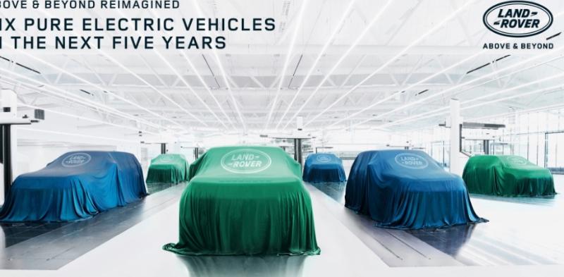捷豹路虎取消XJ旗舰电动车,继续开发氢燃料电池