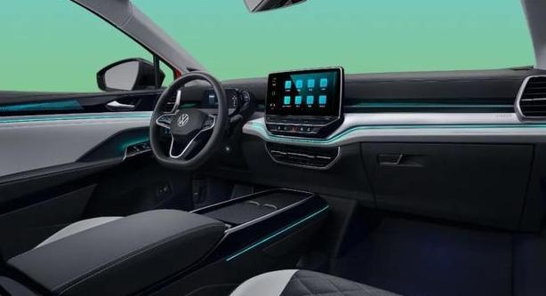 ID.6CROZZ助力一汽-大众发力智能纯电市场